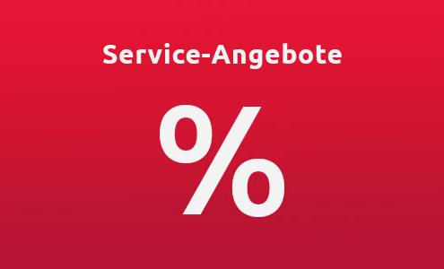 Service-Angebote Autohaus Wegst