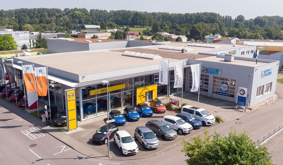 Autohaus Wegst Automobile in Kornwestheim, Ludwigsburg, Stuttgart, Waiblingen